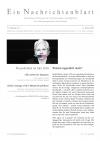 Ein Nachrichtenblatt Nr. 1 2020 (PDF)