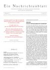 Ein Nachrichtenblatt Nr. 2 2017 (Druckausgabe)