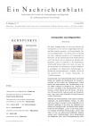Ein Nachrichtenblatt Nr. 13 2018 (PDF)