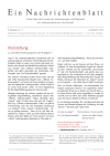 Ein Nachrichtenblatt Nr. 17 2018 (Druckausgabe)