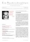 Ein Nachrichtenblatt Nr. 18 2018 (Druckausgabe)