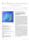 Ein Nachrichtenblatt Nr. 20 2018 (Druckausgabe)