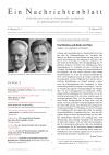 Ein Nachrichtenblatt Nr. 4 2018 (Druckausgabe)