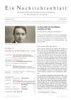 Ein Nachrichtenblatt Nr. 6 2018 (Druckausgabe)