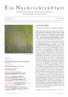 Ein Nachrichtenblatt Nr. 8 2018 (PDF)