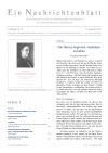Ein Nachrichtenblatt Nr. 18 2019 (PDF)