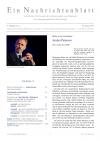 Ein Nachrichtenblatt Nr. 2 2019 (Druckausgabe)