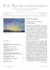 Ein Nachrichtenblatt Nr. 22 2019 (Druckausgabe)