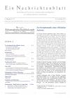 Ein Nachrichtenblatt Nr. 23 2019 (Druckausgabe)