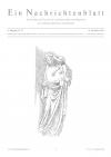 Ein Nachrichtenblatt Nr. 25 2019 (Druckausgabe)