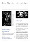 Ein Nachrichtenblatt Nr. 18 2020 (Druckausgabe)