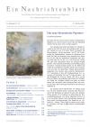 Ein Nachrichtenblatt Nr. 20 2020 (Druckausgabe)