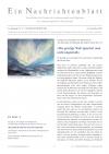 Ein Nachrichtenblatt Nr. 21 2020 (Druckausgabe)