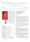 Ein Nachrichtenblatt Nr. 22 2020 (Druckausgabe)