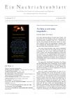 Ein Nachrichtenblatt Nr. 23 2020 (Druckausgabe)
