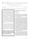 Ein Nachrichtenblatt Nr. 9 2020 (Druckausgabe)