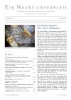 Ein Nachrichtenblatt Nr. 01 2021 (Druckausgabe)