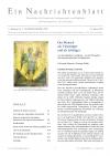Ein Nachrichtenblatt Nr. 02 2021 (Druckausgabe)