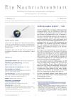 Ein Nachrichtenblatt Nr. 05 2021 (Druckausgabe)