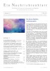 Ein Nachrichtenblatt Nr. 07 2021 (Druckausgabe)
