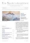 Ein Nachrichtenblatt Nr. 09 2021 (Druckausgabe)
