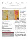 Ein Nachrichtenblatt Nr. 15 2021 (Druckausgabe)