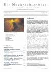 Ein Nachrichtenblatt Nr. 16 2021 (PDF)