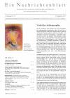 Ein Nachrichtenblatt Nr. 18 2021 (Druckausgabe)